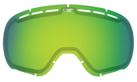 Spy - Marshall Happy Bronze + Green Spectra Snow Goggle Replacement Lens