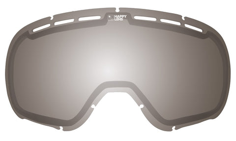 Spy - Marshall Happy Gray Green + Silver Spectra Snow Goggle Replacement Lens