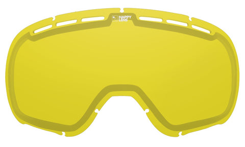 Spy - Marshall Happy Yellow Snow Goggle Replacement Lens