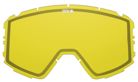 Spy - Raider Yellow Snow Goggle Replacement Lens