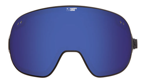 Spy - Bravo Happy Rose + Dark Blue Spectra Snow Goggle Replacement Lens