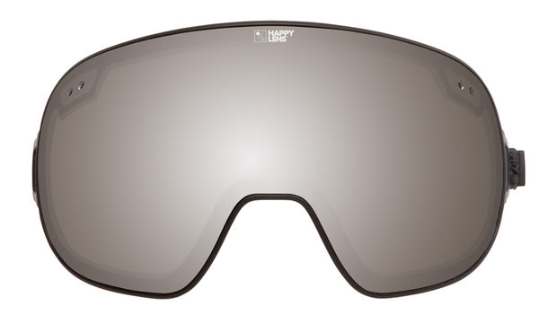 Spy - Bravo Happy Gray Green + Silver Spectra Snow Goggle Replacement Lens
