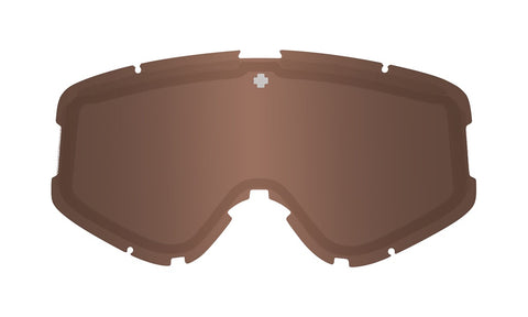 Spy - Woot Bronze Snow Goggle Replacement Lens