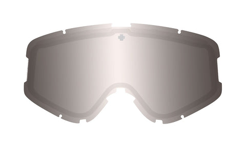 Spy - Woot Bronze with Silver Spectra Snow Goggle Replacement Lens