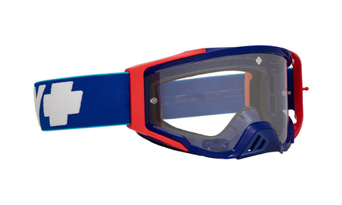 Spy - Foundation Revolution MX Goggles / Clear HD Lenses
