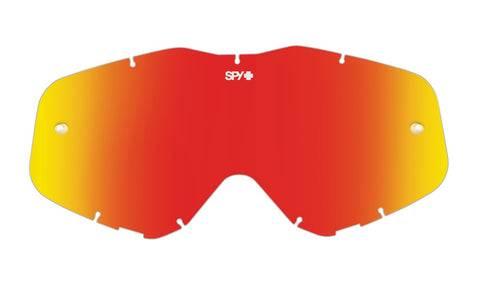 Spy - Klutch Whip Targa 3 Smoke Gray + Red Spectra MX Goggle Replacement Lens