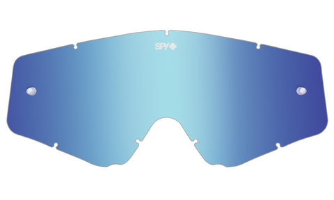 Spy - Omen Smoke + Light Blue Spectra MX Goggle Replacement Lens