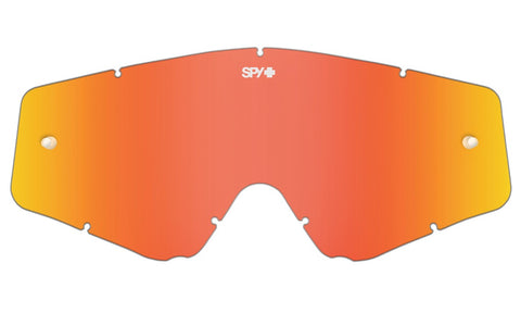 Spy - Omen Smoke with Red Spectra MX Goggle Replacement Lens