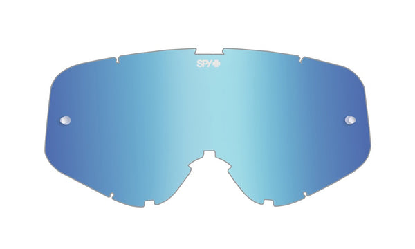 ef2b67469c Spy - Woot Woot Race Smoke with Light Blue Spectra MX Goggle Replacement  Lens – New York Glass