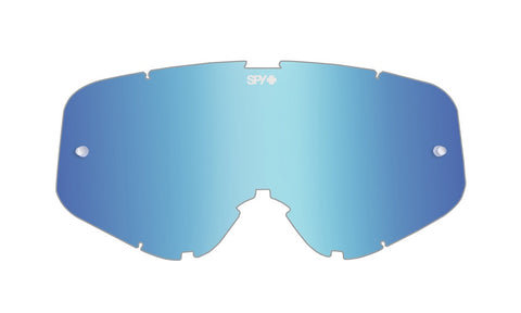 Spy - Woot Woot Race Smoke with Light Blue Spectra MX Goggle Replacement Lens