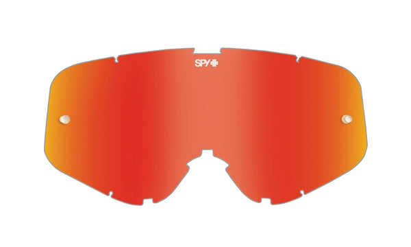 16dee47b63 Spy - Woot Woot Race Smoke with Red Spectra MX Goggle Replacement Lens