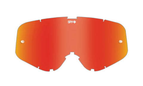 Spy - Woot Woot Race Smoke with Red Spectra MX Goggle Replacement Lens