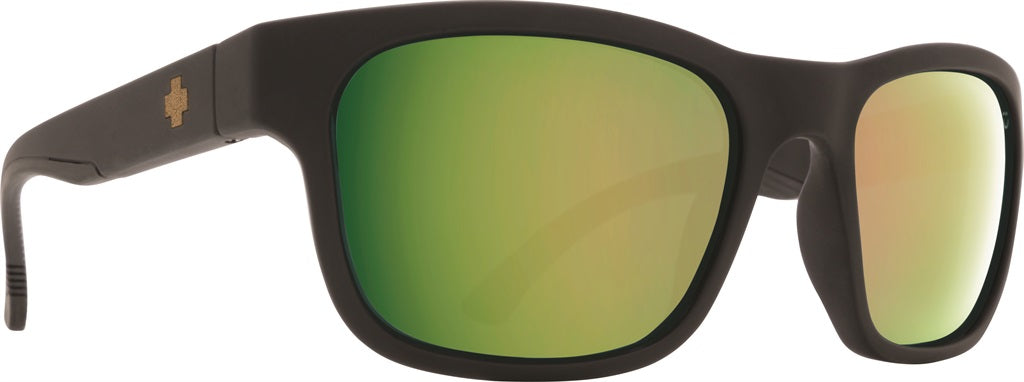 Spy - Hunt Eric Jackson Signature Sunglasses / Happy Rose Polarized + Green Gold Spectra Lenses