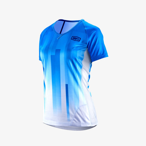 100 Percent - Airmatic Blue Women's Jersey