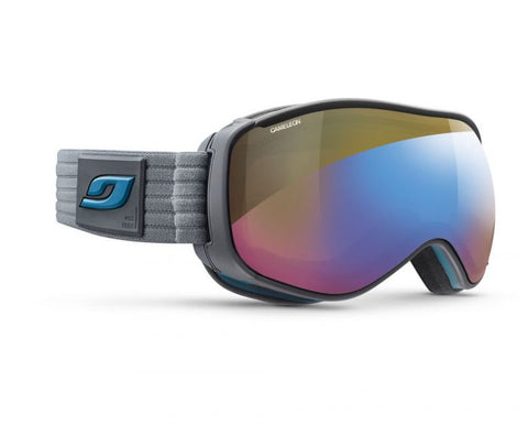 Julbo - Starwind Dark Gray Snow Goggles / Reactiv Photochromic Cameleon Lenses