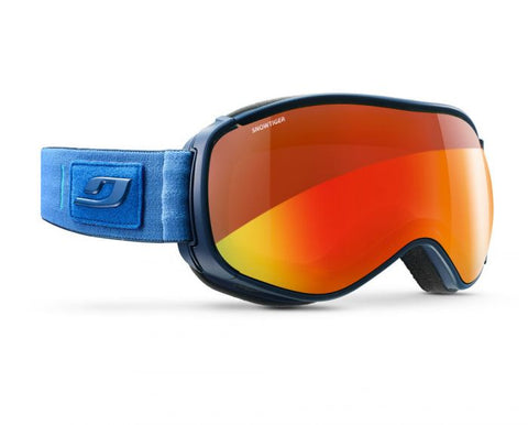 Julbo - Starwind Blue Snow Goggles / Reactiv Photochromic Snow Tiger Lenses