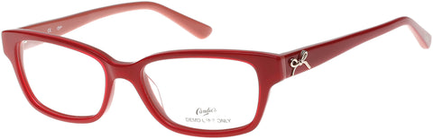 Candie's - CAA313 Red Eyeglasses / Demo Lenses