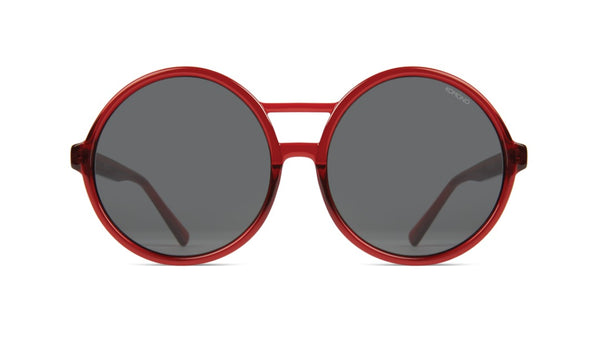 Komono - Coco  Ruby Sunglasses / Smoke Lenses