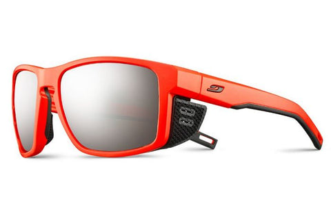 Julbo - Shield Orange Sunglasses / Spectron 4 Lenses