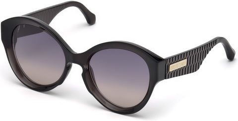 Roberto Cavalli - RC1099 Grey Sunglasses / Gradient Smoke Lenses