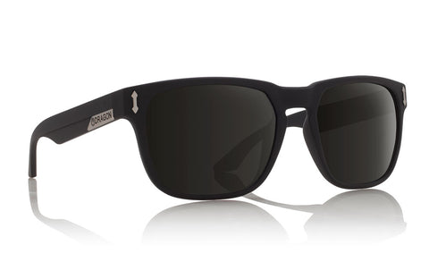Dragon - Monarch Jet Sunglasses / Grey Lenses