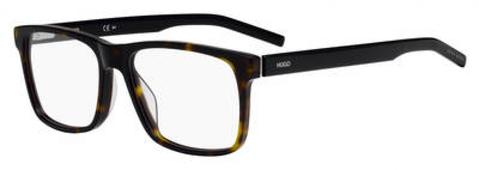 HUGO by Hugo Boss - Hg 1014 Dark Havana Eyeglasses / Demo Lenses