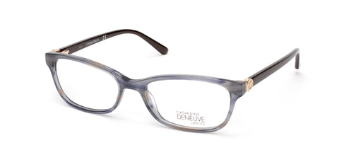 Catherine Deneuve - CD0418 Grey Eyeglasses / Demo Lenses