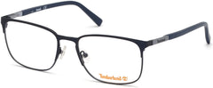 Timberland - TB1620 54mm Matte Blue Eyeglasses / Demo Lenses