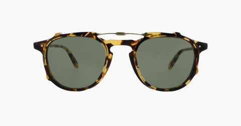 Puma - PU0101S Black Havana Sunglasses / Copper Lenses