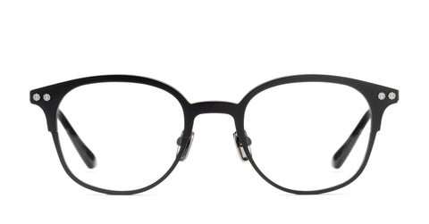 Italia Independent - Kimi Black Eyeglasses / Demo Lenses