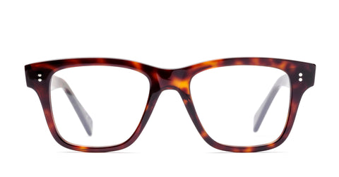 Italia Independent - Giancarlo Glossy Havana Eyeglasses / Demo Lenses