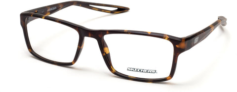 Skechers - SE3223 Dark Havana Eyeglasses / Demo Lenses