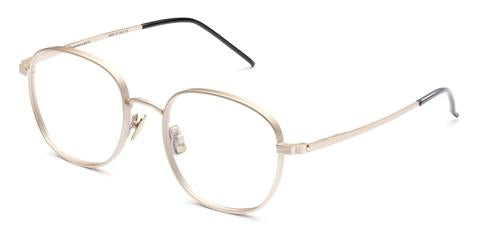Italia Independent - Joanna Pink Gold Eyeglasses / Demo Lenses