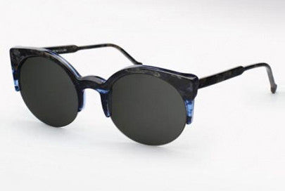 Super - Lucia Grey Stone Sunglasses