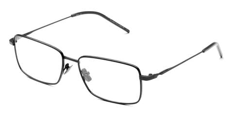 Italia Independent - Timmy Black Eyeglasses / Demo Lenses