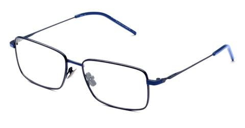 Italia Independent - Timmy Black + Blue Eyeglasses / Demo Lenses