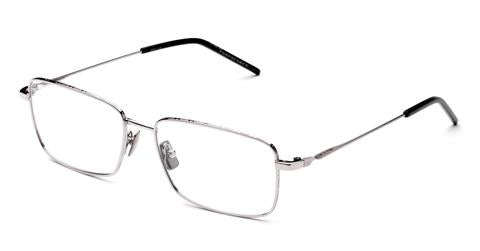 Italia Independent - Timmy Glossy Silver Eyeglasses / Demo Lenses