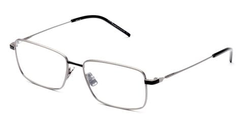 Italia Independent - Timmy Gunmetal + Black Eyeglasses / Demo Lenses