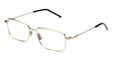 Italia Independent - Timmy Glossy Gold Eyeglasses / Demo Lenses