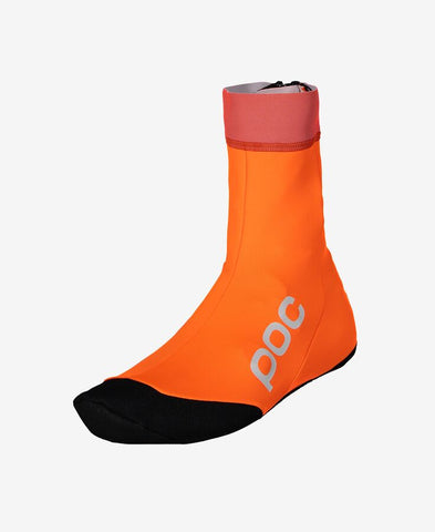 POC - Thermal Zink Orange Booties