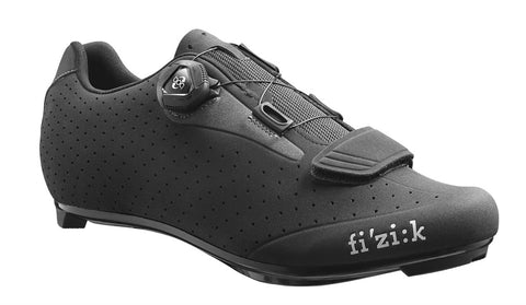 Fizik - Men's R5B BOA Black Dark Grey Cycling Shoes