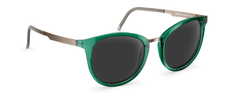 Neubau - Mia Black Evergreen / Graphite Polarized Sunglasses
