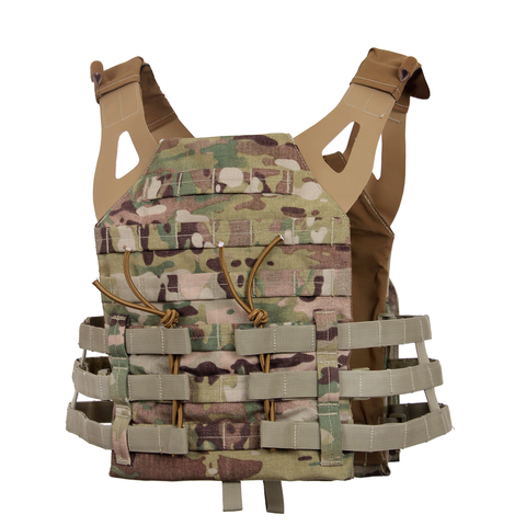 Rothco - Lightweight Armor Plate MultiCam Carrier Vest