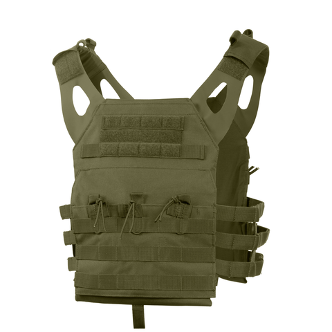 Rothco - Lightweight Armor Plate Olive Drab Carrier Vest