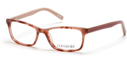 Cover Girl - CG0538 Pink Eyeglasses / Demo Lenses