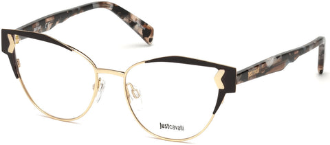 Just Cavalli - JC0816 Gold Eyeglasses / Demo Lenses
