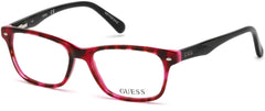 Guess - GU9172 Pink Eyeglasses / Demo Lenses