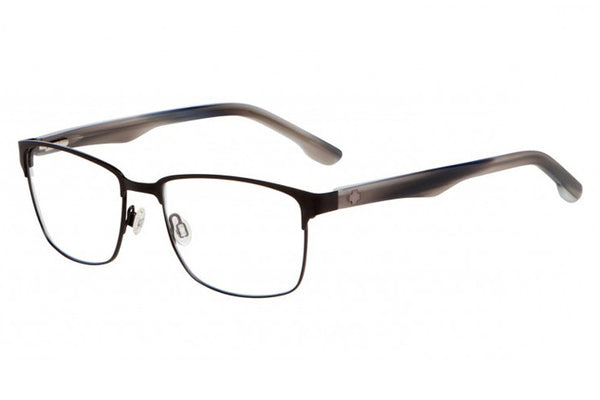 Spy - Jax Matte Black / Greystone Rx Glasses