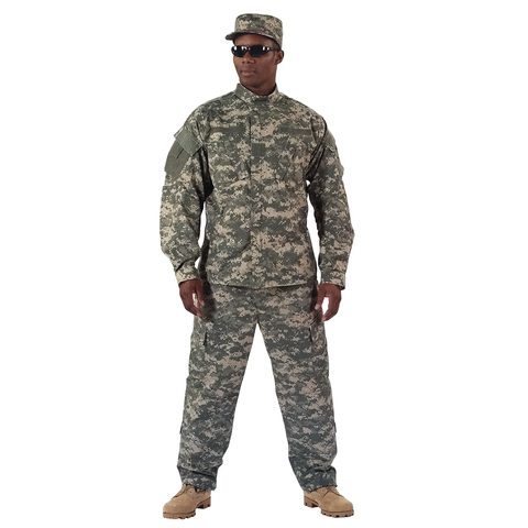 Rothco - Army Combat ACU Digital Camo Uniform Shirt