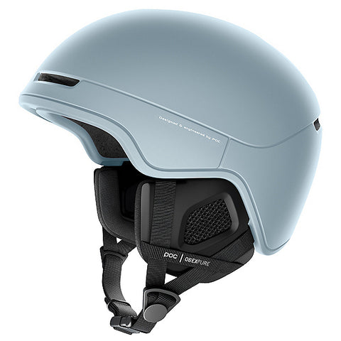 POC - Obex Pure M-L Lead Blue Snow Helmet